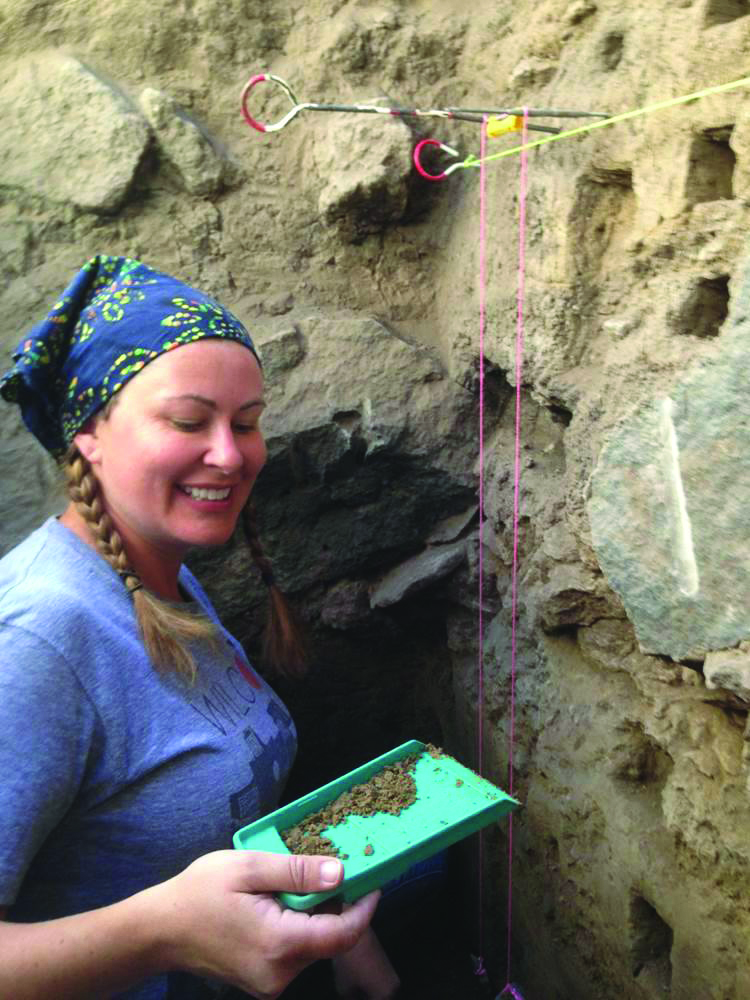 Archaeology talk - Jaime Kennedy