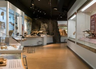 Oregon - Where Past is Present Exhibit