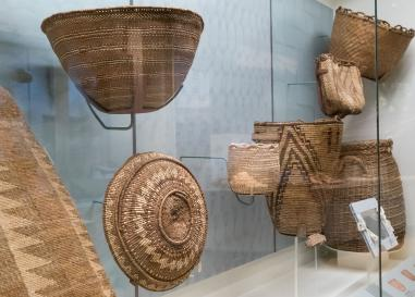 OWPP Baskets on Display