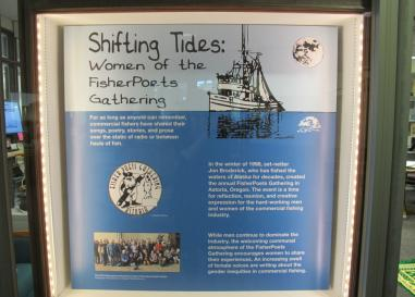 Shifting Tides exhibit